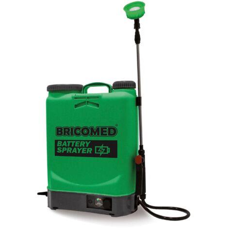 Pulverizador Mochila BATTERY SPRAYER 16L (Batería de repuesto 12V 9Ah)