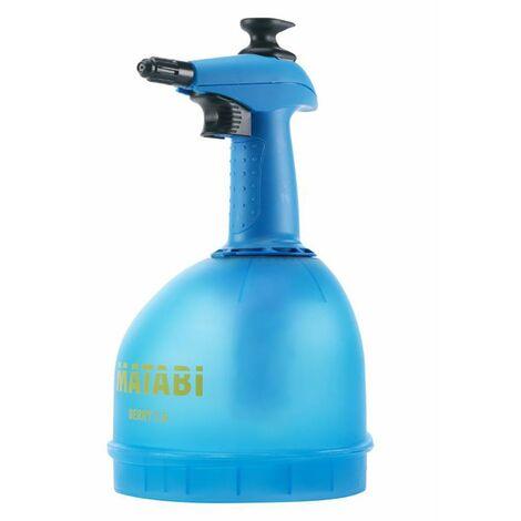 Pulverizador Jardin Presion Previa Boquilla Regulable 1,5Lt Matabi 81841