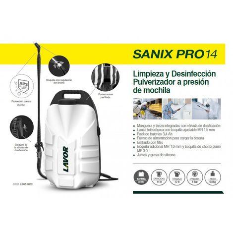 Pulverizador SANIX PRO14
