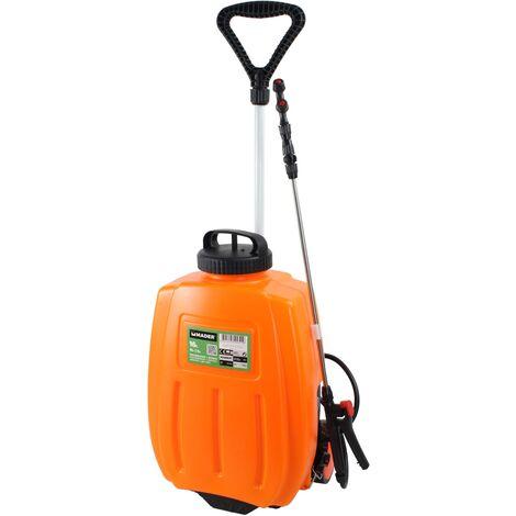 Pulverizador sulfatador automático tipo mochila con ruedas 16 litros (Mader Garden 49051)