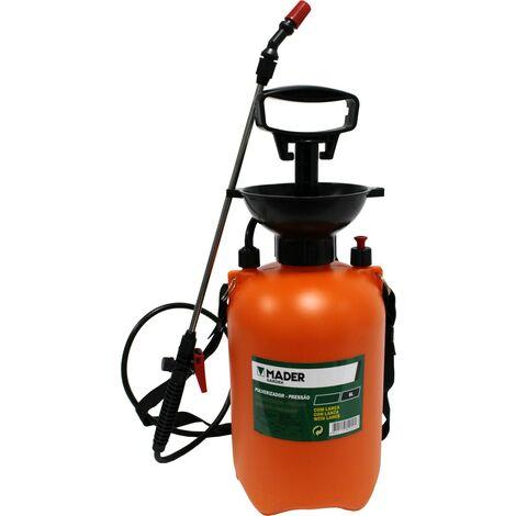 Pulverizador sulfatador manual a presión 5 litros (Mader Garden 50Q)