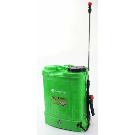 Pulverizador a Batería, 16L - SAURIUM ®