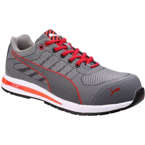 Puma Mens Xelerate Knit Low Safety Trainers