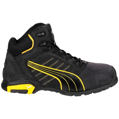 Puma Safety Amsterdam Mid Mens Safety Boots