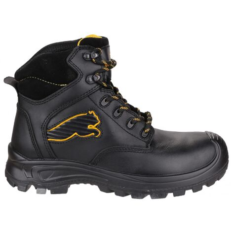 Puma Safety Borneo Mid Mens Safety Boots