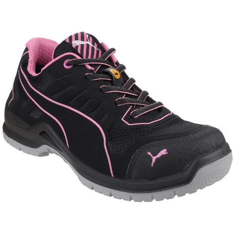 Puma Safety Womens/Ladies Lightweight Fuse TC Safety Trainers