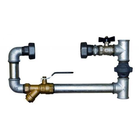 Pump bypass horizontal pump 6/4 '' dn40 by