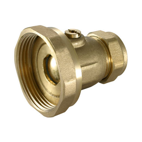 """Pump Valves 22mm x 1 1/2"""" (Ball Type)"""