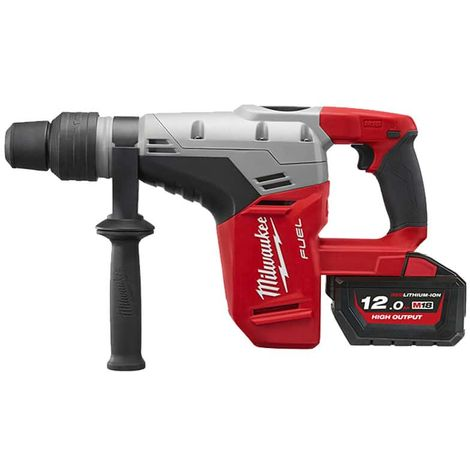 Punch MILWAUKEE M18 FUEL SDS Max CHM-121C - 1 batería 12.0 - 1 cargador 4933471284