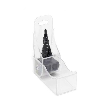 Punta a gradini 4-20 mm punta conica per trapano HSS rivestito in titanio