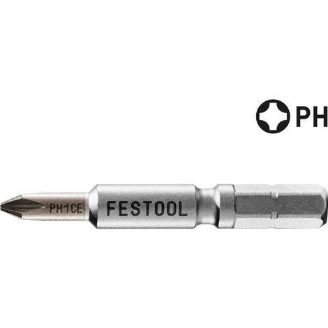 Punta de destornillador Phillips PH 1-50 CENTRO/2 Festool