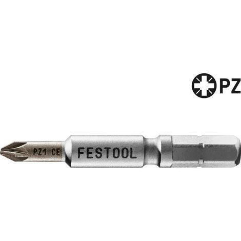 Punta de destornillador PZ PZ 1-50 CENTRO/2 Festool