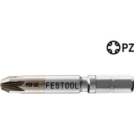 Punta de destornillador PZ PZ 3-50 CENTRO/2 Festool