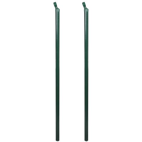 Puntal de valla 2 unidades 115 cm