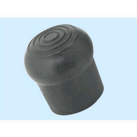Puntale a pera in pvc Ø 40 mm. conf. 10pz