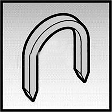 """PUNTI """"U"""" PER PUNTATRICE CHIODATRICE MANUALE 4 IN 1 1455536"""