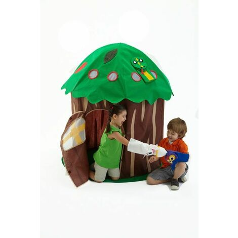 Puppet Tree Play Structure