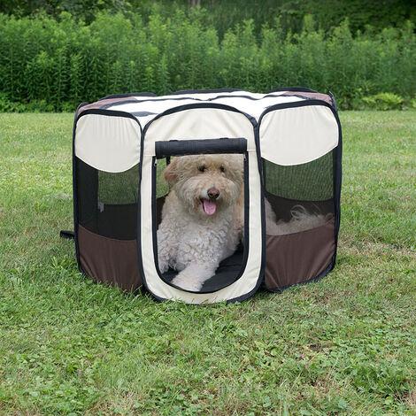 Puppy Playpen, Dog, Cat, Animals, Foldable