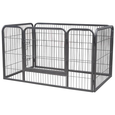 Puppy run Puppy enclosure Playpen fence Dog run