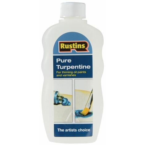 Pure Turpentine 300ml (RUSPT300)