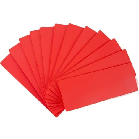 Pure2Improve Field Markers 12 pcs Red