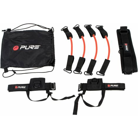 Pure2Improve Jump Training Set Black
