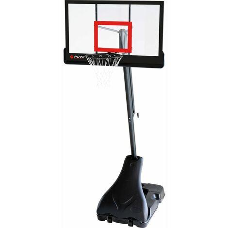 Pure2Improve Panier de basket sur pied portable Premium