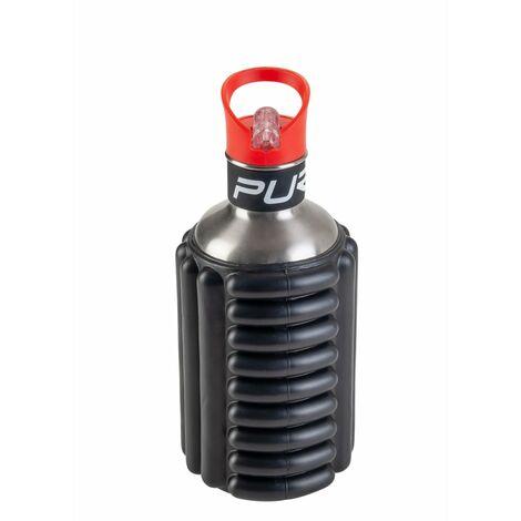 Pure2Improve Yoga Flasche mit Schaum 1200 ml