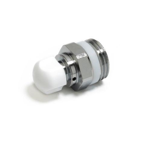 Purgador de aire manual para radiador Giacomini R66A