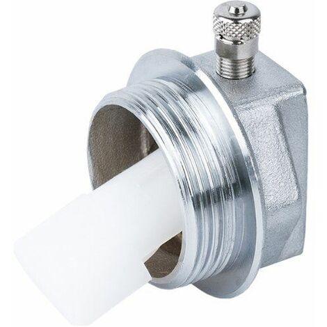 """Purgeur automatique 1 1/4 """"(g1,25 pouces) vanne de coupure fil droit"""