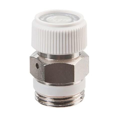 Purgeur d'air automatique hygroscopique pour radiateurs Caleffi 5080