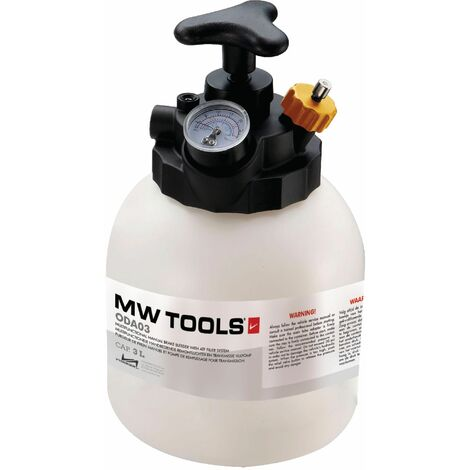 Purgeur de frein / pompe de remplissage de transmission MW-Tools ODA03