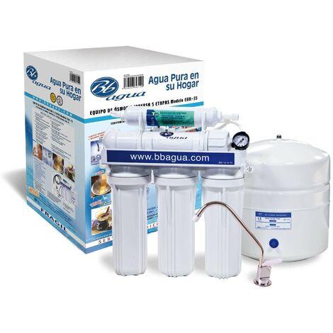 Purificador de agua Osmosis Inversa EUR-35 Bbagua
