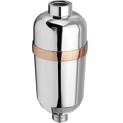Purificador de ducha Filtro de agua 10 Piso 1/2 pulgada Cloro Baño Eliminación LAVENTE