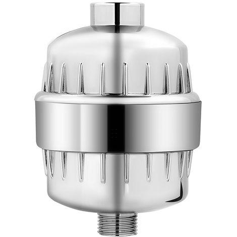 Purificateur de douche en plus du filtre de chlore résiduel