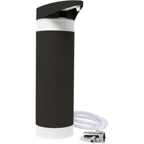 Purificateur d'eau Doulton Filtadapt Beige sur évier avec cartouche BioTect M12