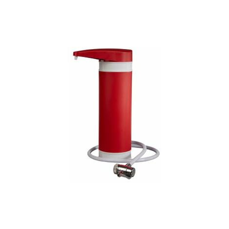 Purificateur d'eau Doulton Filtadapt rouge sur-évier avec cartouche Biotect M12