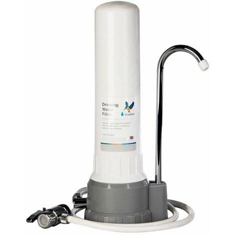 Purificateur d'eau Doulton HCP sur évier avec cartouche Ultracarb