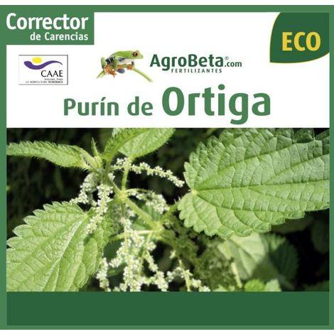 Purin de ortigas ecológico Agrobeta 1 L