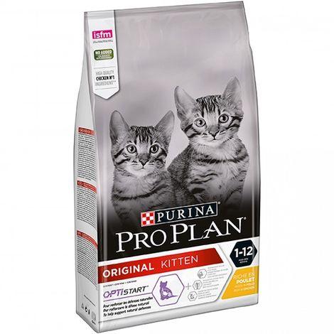 PURINA® PRO PLAN® Gato Original Kitten OPTISTART Pollo 1,5kg
