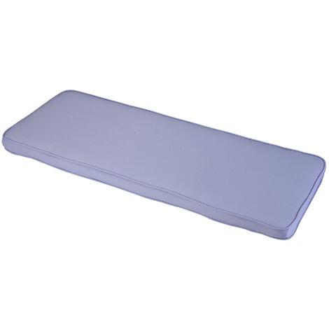 Purple Heather 3 Seater Bench Cushion