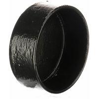 Push Fit Cast Iron Soil Socket Plug - 100mm