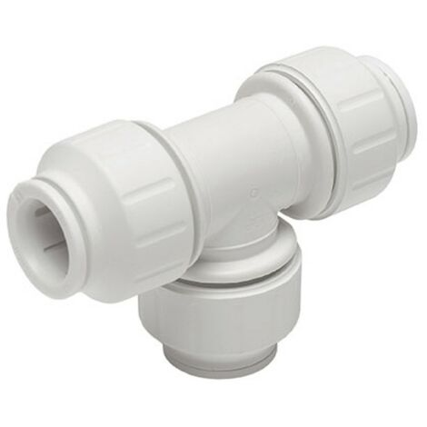 Push-fit Solution for Plumbing & Heating Systems - Equal Tees