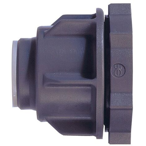 Push-fit Solution for Plumbing & Heating Systems - Tank Connectors