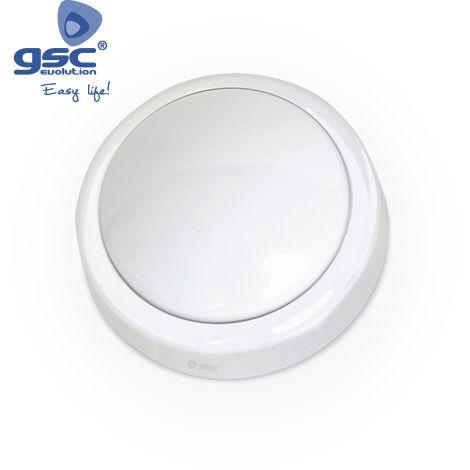 Push-Light 142x50mm Blanco. 4 pilas R6 (AA) - Blíster