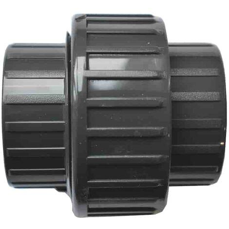 """PVC 3/3 Verschraubung Klebemuffe x IG 63 mm x 2"""""""