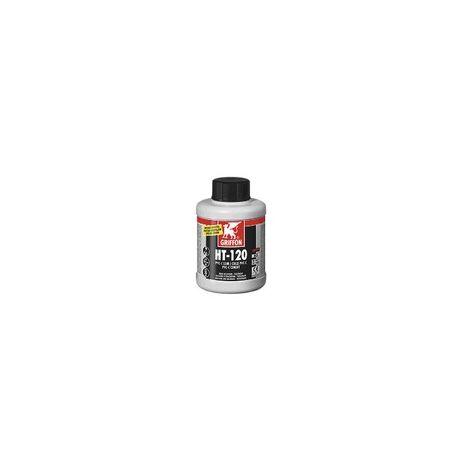 PVC-C cement 0.5l bottle - GRIFFON : 6114070