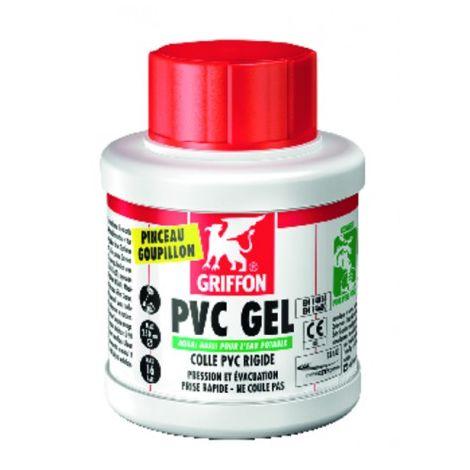 PVC cement GEL AQUA - GRIFFON : 6140214