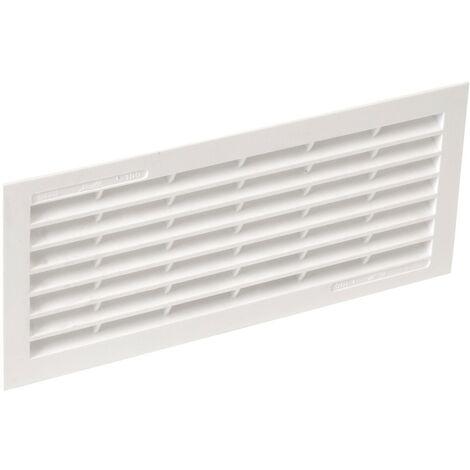 PVC clásico: Rectangular 84x230, blanco con mosquitera