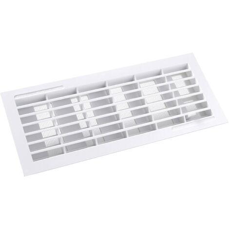 PVC clásico: Rectangular con cierre de 88x234, blanco con mosquitero